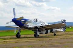 Prövkopiaflygplanairshow Fotografering för Bildbyråer