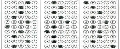 Prüfung Lizenzfreie Stockbilder