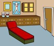 Prüfung-Raum Stockbilder