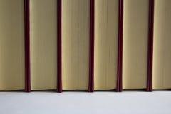 Prążkowane książki Zdjęcie Royalty Free