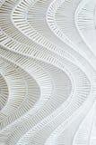 Prążkowany projekta wzór drewniany wystrój Zdjęcie Royalty Free