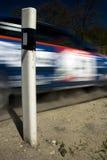 prędkość drogowa Fotografia Stock