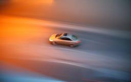 Prędkość samochód Obrazy Royalty Free