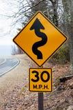 Prędkość znak Obrazy Stock