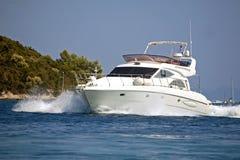 Prędkości łódź Obrazy Royalty Free
