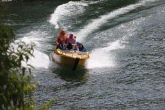 Prędkości łódź Obraz Stock