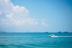 Prędkości łódź Obraz Royalty Free