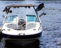Prędkości łódź Obrazy Stock