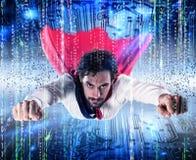 Prędkości globalny połączenie z internetem zdjęcie royalty free