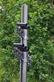 Prędkości kamery Obraz Stock