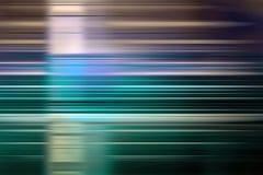 Prędkości plamy tło Zdjęcia Stock