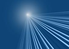 Prędkości ruchu linie zdjęcia royalty free