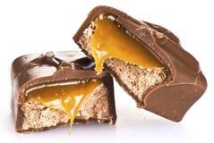 prętowa czekolada Zdjęcie Royalty Free