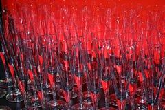 prętowa czerwień Zdjęcie Royalty Free