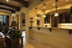 prętowy domowy loft luksusu uptown Zdjęcia Royalty Free