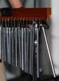 prętowy dzwonów kurantów ręki instrumentu musical zdjęcie royalty free