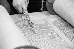 Prętowy Mitzvah zdjęcia royalty free