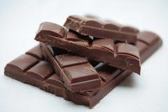 prętowa czekolada Fotografia Royalty Free