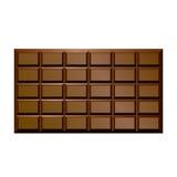 prętowa czekolada Zdjęcie Stock