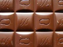 prętowa czekolada Obraz Stock