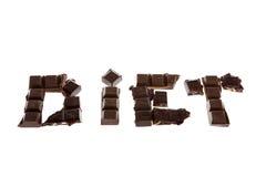 prętowa czekolada obrazy royalty free