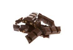 prętowa czekolada zdjęcia royalty free