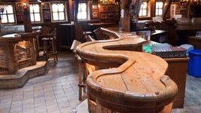 Prętowa halna kawiarnia Halna kawiarnia na jeden szczyty Fotografia Royalty Free