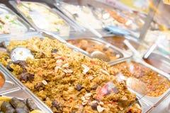 prętowy jedzenie Fotografia Stock