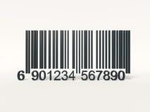 prętowy kod Obrazy Stock