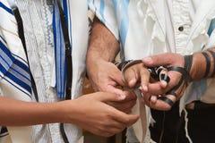 Prętowy Mitzvah zdjęcia stock