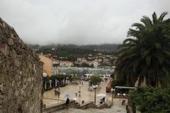 Praça da cidade de Arba Fotografia de Stock