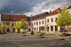 Praça da cidade velha Fotografia de Stock Royalty Free