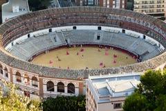 Praça de touros Fotografia de Stock
