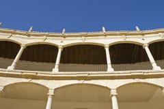 Praça de touros de Ronda - plaza de toros Imagem de Stock Royalty Free