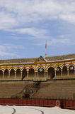 Praça de touros de Sevilha Imagem de Stock Royalty Free