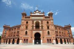 Praça de touros Plaza de Toros de Las Ventas de Madrid Fotos de Stock Royalty Free