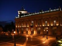 Praça del Campidoglio Imagens de Stock