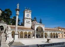 Praça Libertà - Udine () Fotografia de Stock Royalty Free