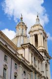 Praça Navona Roma Imagens de Stock Royalty Free