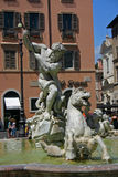 Praça Navona Roma Italy Imagens de Stock Royalty Free