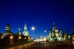 Praça Rossa Imagem de Stock