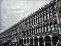 Praça San Marco fotos de stock