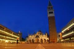 Praça San Marco Fotografia de Stock