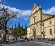 Praça San Marco Foto de Stock Royalty Free