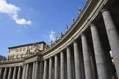 Praça San Pietro fotografia de stock