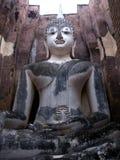 Pra aat jana. Travel,Buddhist temple, The art of Sukhothai,Buddhist Church, Sukhothai Historical Park., Sukhothai Royalty Free Stock Photo