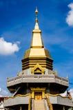 Pra Barom Tad Thuma Jedi, Udonthai, Thailand Stock Image