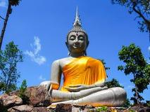 Pra bhuddho 免版税库存照片