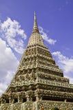 Pra-Chetupon Temple Bangkok Thailand Royalty Free Stock Photos