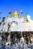 Pra den Phu si i Laos Royaltyfri Bild